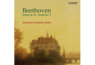 Scharoun Ensemble Berlin - Septett Op.20 / Sextett Op.71 - (CD)