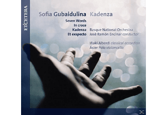 J.R. & BASQUE NATIONAL ORCHESTRA Encinar - Seven Words,In Croce,Cadenza,Et Expecto - (CD)