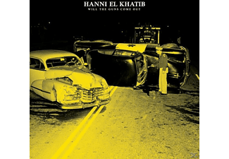 Hanni El Khatib - Will The Guns Come Out - (CD)