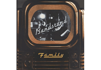 Family - Bandstand (180 Gr.Shaped Vinyl) - (Vinyl)