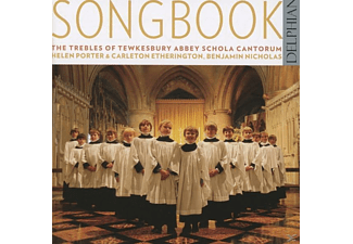 Trebles Tewkesbury Abbey Schola Cantorum - Songbook - (CD)