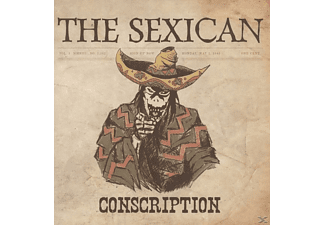 The Sexican - CONSCRIPTION DELUXE - (Vinyl)