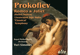 Royal Philharmonic Orchestra - Prokofiev: Romeo & Juliet (Highlights) - (CD)
