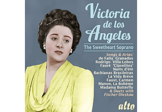 Victoria De Los Angeles, VARIOUS - Victoria De Los Angeles: Sweetheart Soprano - (CD)