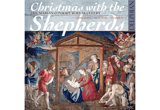 Rory/marian Consort Mccleery - Christmas With The Shepherds - (CD)