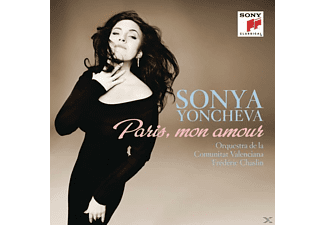 Sonya Yoncheva - Paris, Mon Amour - (CD)