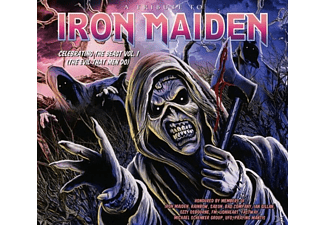 VARIOUS - A Tribute To Iron Maiden-Celebrating The Beast V - (CD)