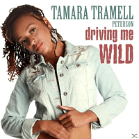 Tramell Tamara Peterson - Driving Me Wild-4-Track Ep [CD]