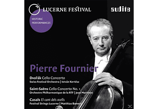 Pierre Fournier - Lucerne Festival, Vol.7 - (CD)
