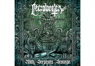 Necrowretch - With Serpents Scourge - (CD)