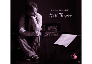 Ashkenazy Dimitri - Night Thoughts - (CD)