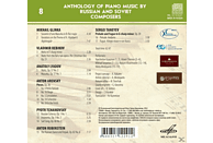 VARIOUS - Anthology of Piano Music Vol.8 [CD]
