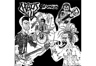Chaos Uk - Total Chaos-The Singles Collectio - (Vinyl)