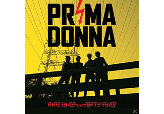 Prima Donna - Nine Lives And Forty Fives - (CD)