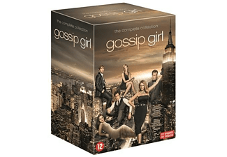 Gossip Girl - The Complete Collection | DVD