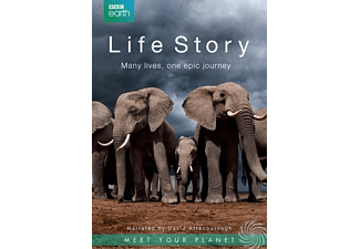 BBC Earth - Life Story | DVD