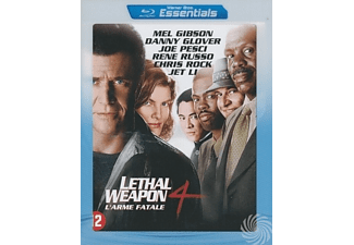 Lethal Weapon 4 | Blu-ray