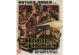Hobo With A Shotgun | Blu-ray