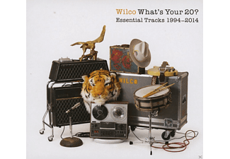 Wilco - What's Your 20? - Essential Tracks 1994-2014 (CD)