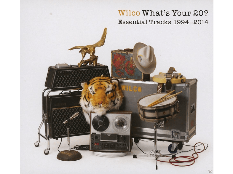 Wilco - What's Your 20? Essential Tracks 1994-2014 [CD]