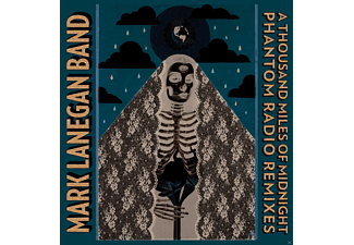 Mark Band Lanegan - A Thousand Miles Of Midnight - (CD)
