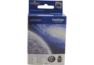 BROTHER Original Tintenpatrone Schwarz (LC-900BK)
