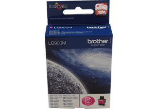BROTHER Original Tintenpatrone Magenta (LC-900M)