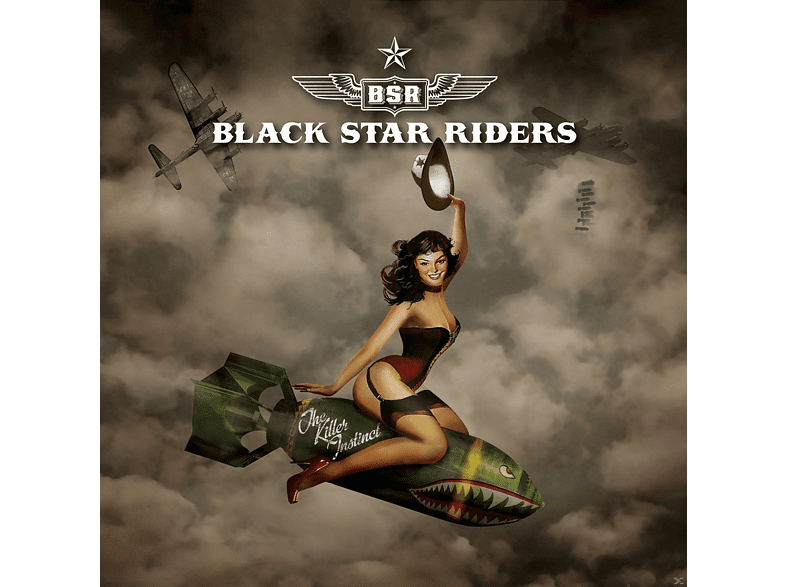 Black Star Riders - Killer Instinct [Vinyl]