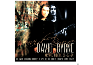 David Byrne - Keswick Theatre 20-07-94 - (CD)