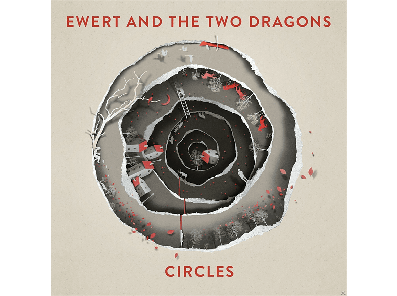 Ewert And The Two Dragons - Circles [Vinyl]