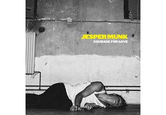 Jesper Munk - Courage For Love - (Vinyl)