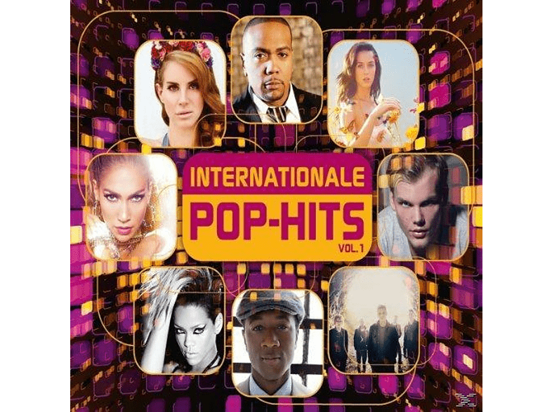 VARIOUS - Internationale Pop-Hits (Vol.1) [CD]