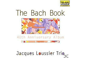 Jacques Trio Loussier - The Bach Book - (CD)