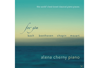 Alena Cherny - For You-The World's Best Loved Class.Piano Pieces - (CD)