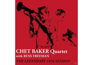 Chet Baker - The Legendary 1956 Session - (CD)