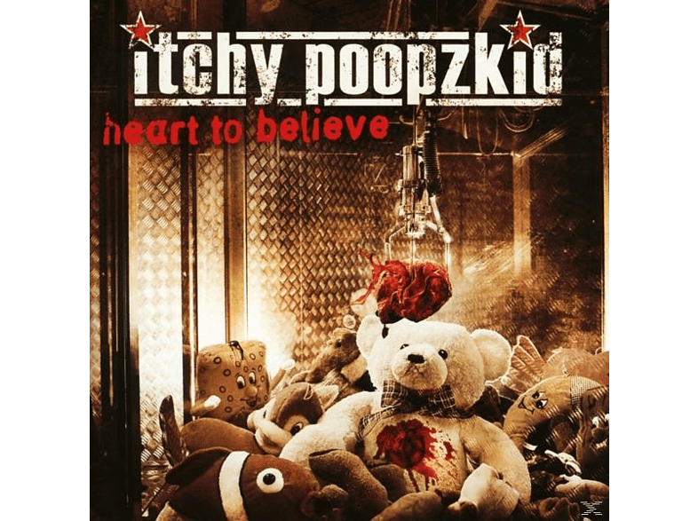 Itchy Poopzkid - Heart To Believe (Reissue) [CD]