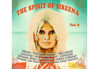 VARIOUS - Spirit Of Sireena Vol.9 - (CD)