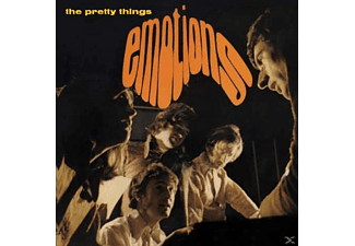 The Pretty Things - Emotions - (Vinyl)
