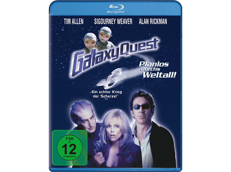 Galaxy Quest [Blu-ray]