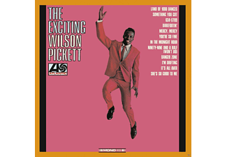 Wilson Pickett - The Exciting Wilson Pickett - (CD)