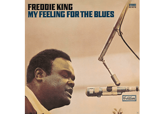 Freddy King - My Feeling For The Blues - (CD)
