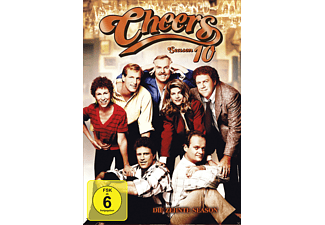 Cheers – Season 10 - (DVD)