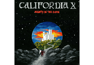 California X - Nights In The Dark - (CD)