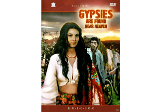 GYPSIES ARE FOUND NEAR HEAVEN - (DVD)