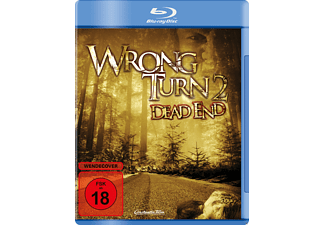 Wrong Turn 2: Dead End - (Blu-ray)
