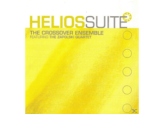 The Crossover Ensemble & The Zapolski Quartet - Helios Suite - (CD)