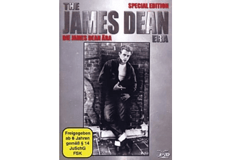 The James Dean Era - Die James Dean Ära - (DVD)