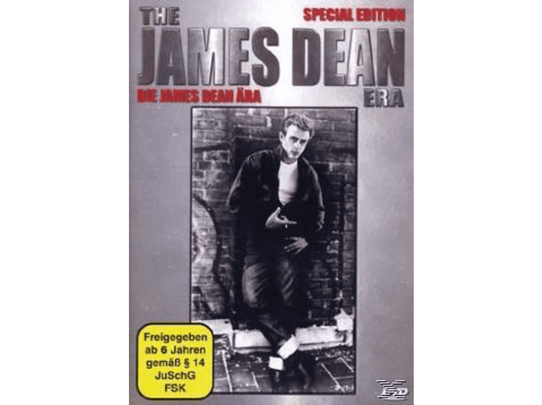 The James Dean Era - Die James Dean Ära [DVD]