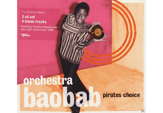 Orchestra Baobab - Pirates Choice - (LP + Download)