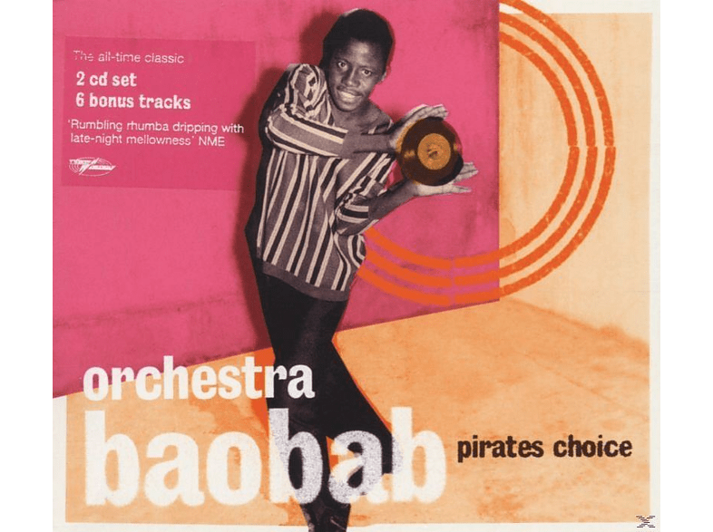 Orchestra Baobab - Pirates Choice [CD]